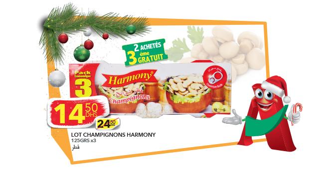 champignon harmony