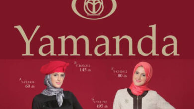 Photo de Catalogue Yamanda Collection Automne Hiver 2015/2016