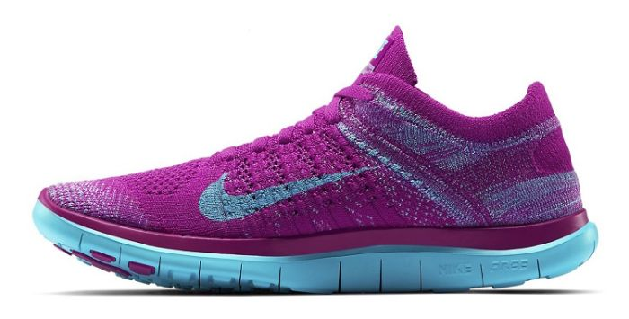 Réduire Promotions Nike Free 4.0 Flyknit Femmes Chaussures