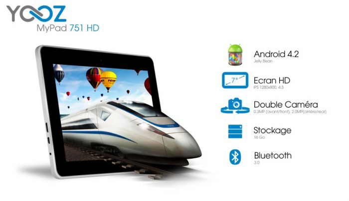 Photo of 50% Réduction Tablette YOOZ 16Gb Wifi – 499dhs