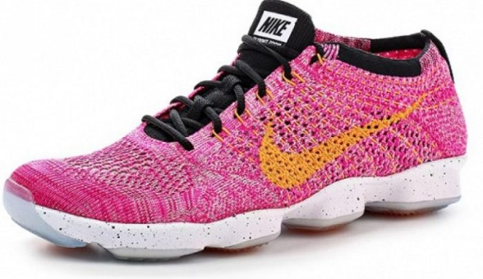 Photo of 60% Réduction Chaussure training Nike Flyknit Zoom Agility pour femme – 840dhs