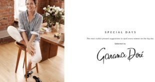 Editorial Massimo Dutti Maroc Special Days By Garance Doré