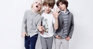 Zara Editorial Boys THE SPRING REPORT