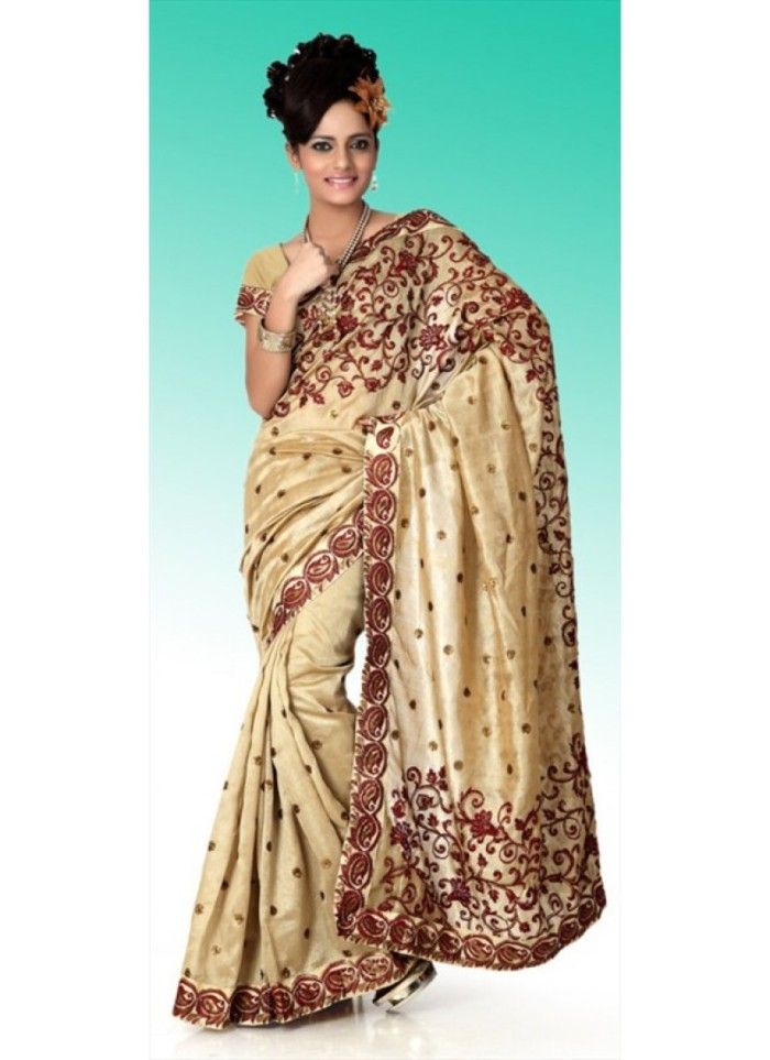 beige-and-brown-color-family-party-wear-saree-in-silk-bhagalpuri-fabric-800x1100