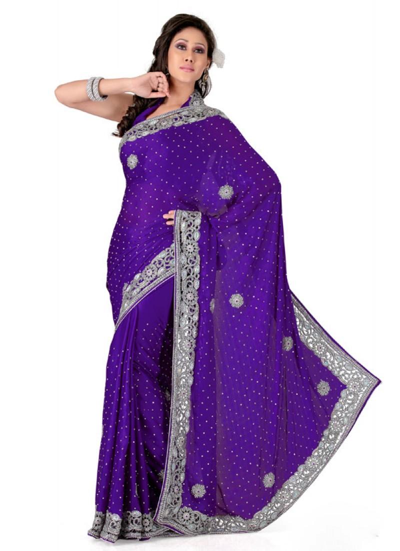 dark-purple-satin-chiffon-saree-800x1100