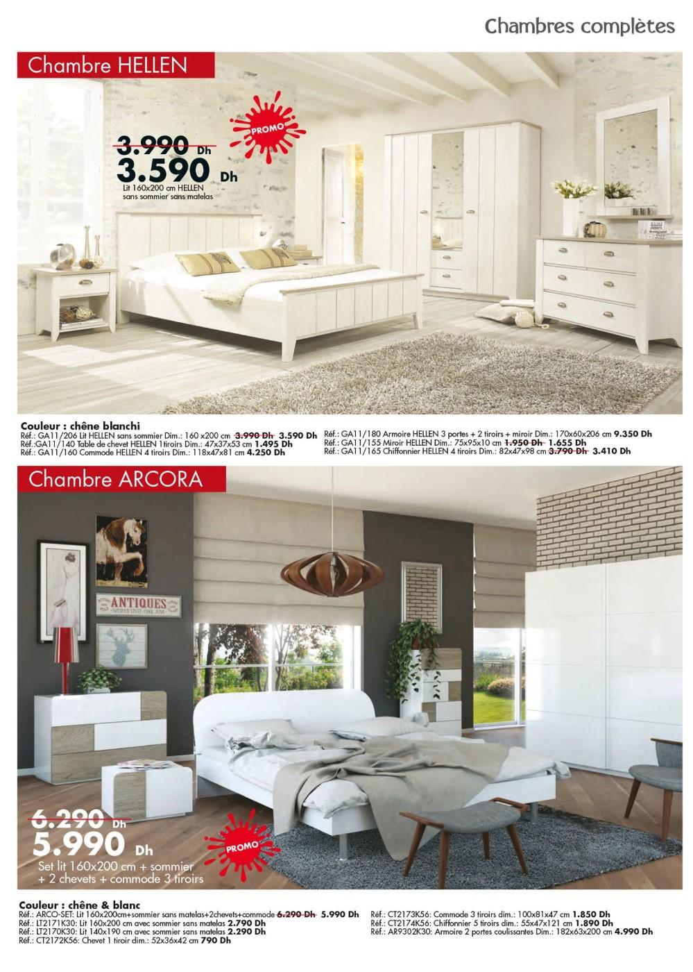 catalogue kitea collection t 2016 solde et promotion du maroc. Black Bedroom Furniture Sets. Home Design Ideas