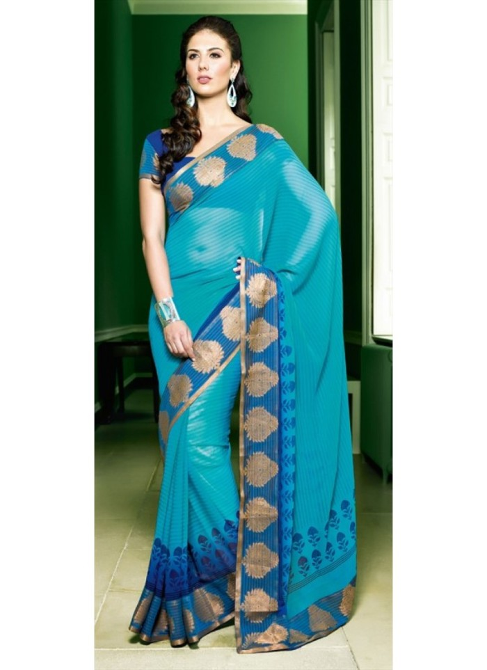blue-color-family-printed-saree-in-georgette-fabric-with-lace-printed-work-800x1100
