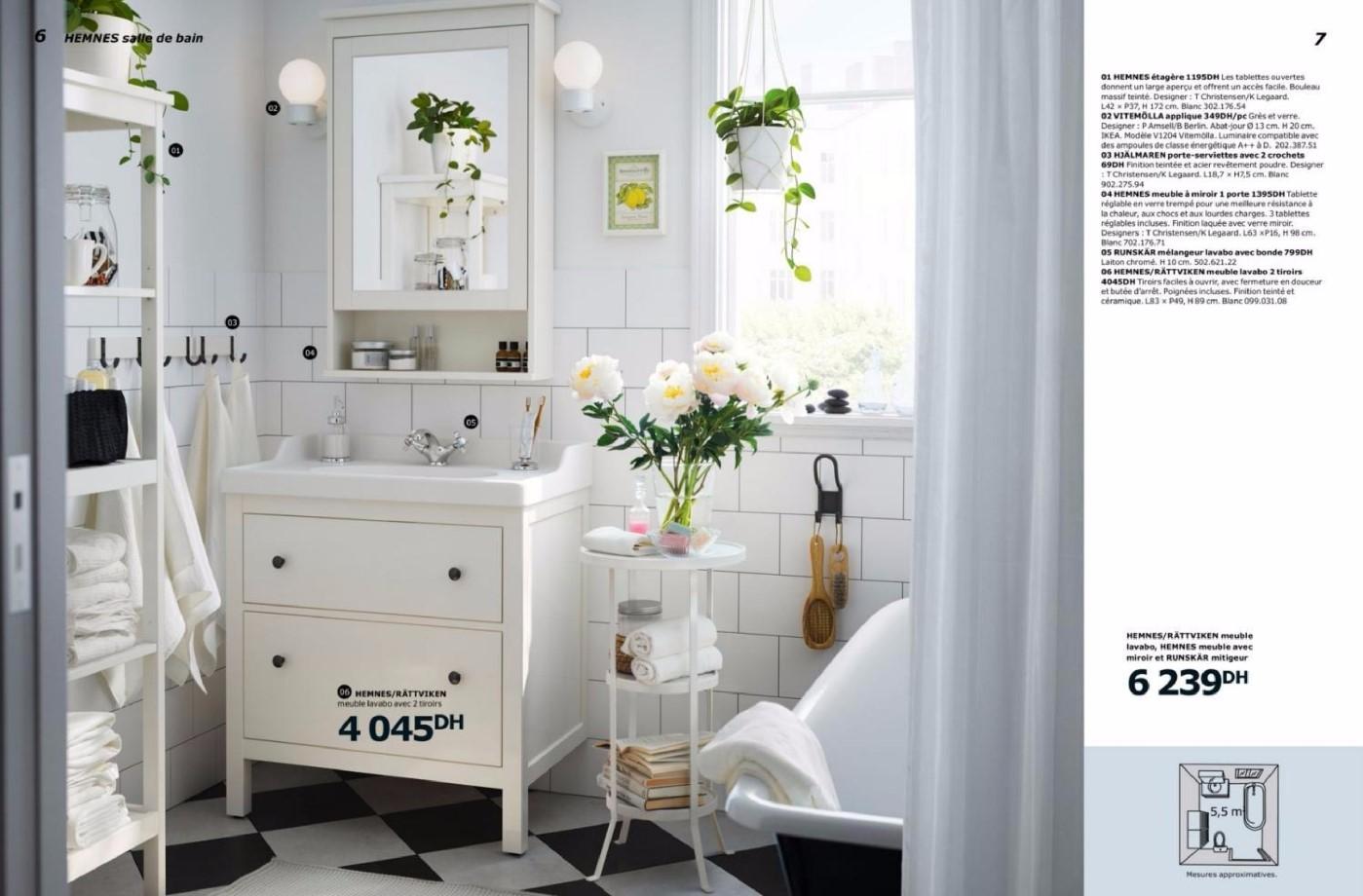 Salle De Bain 2017 catalogue ikea maroc salles de bain 2017