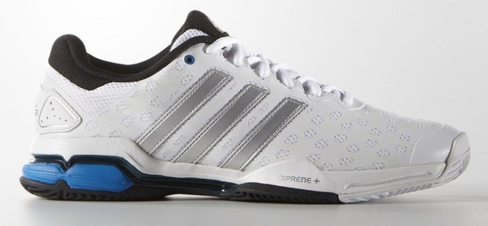 Homme Pour Club 40 Adidas Réduction Chaussure Tennis Barricade Y0xw64S