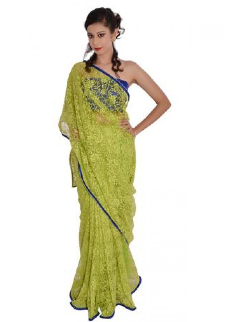 light-neon-green-chantelle-net-saree-with-blouse-800x1100
