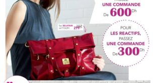 Mini Catalogue Sophie paris Maroc Septembre 2016
