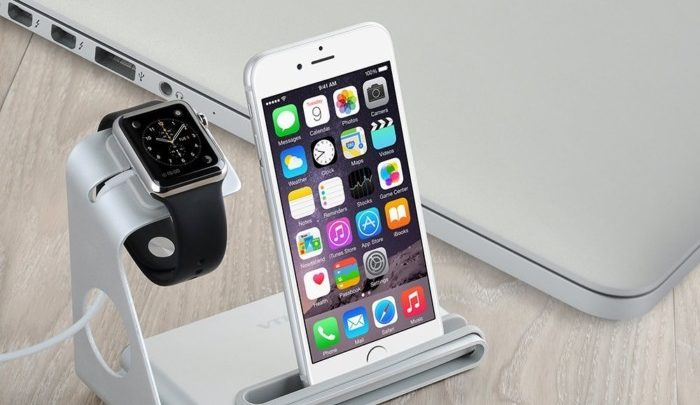 Photo of 36% Réduction Station de Charge pour Apple Watch & Support pour iPhone 6 – 319dhs