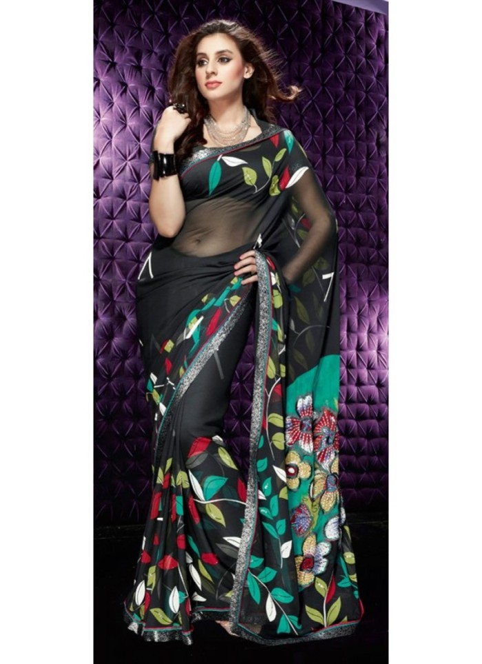 black-and-grey-color-family-embroidered-saree-in-georgette-fabric-with-machine-embroidery-resham-stone-800x1100