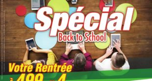 Catalogue Le Comptoir Electro Spécial Back to School Octobre 2016