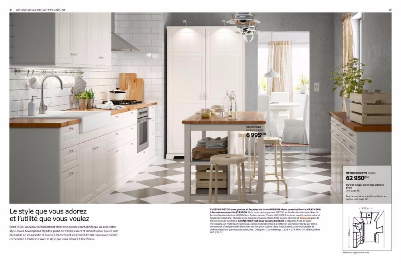 Catalogue ikea maroc cuisine 2017 les soldes et - Catalogue cuisines ikea ...