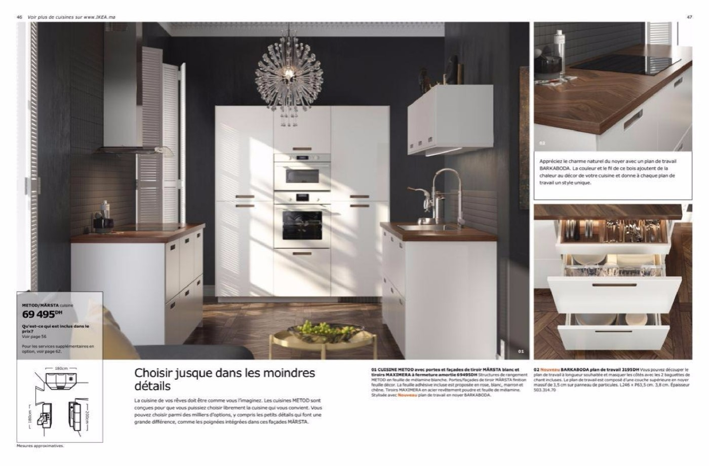 free ikeacuisine with epaisseur plan de travail ikea. Black Bedroom Furniture Sets. Home Design Ideas