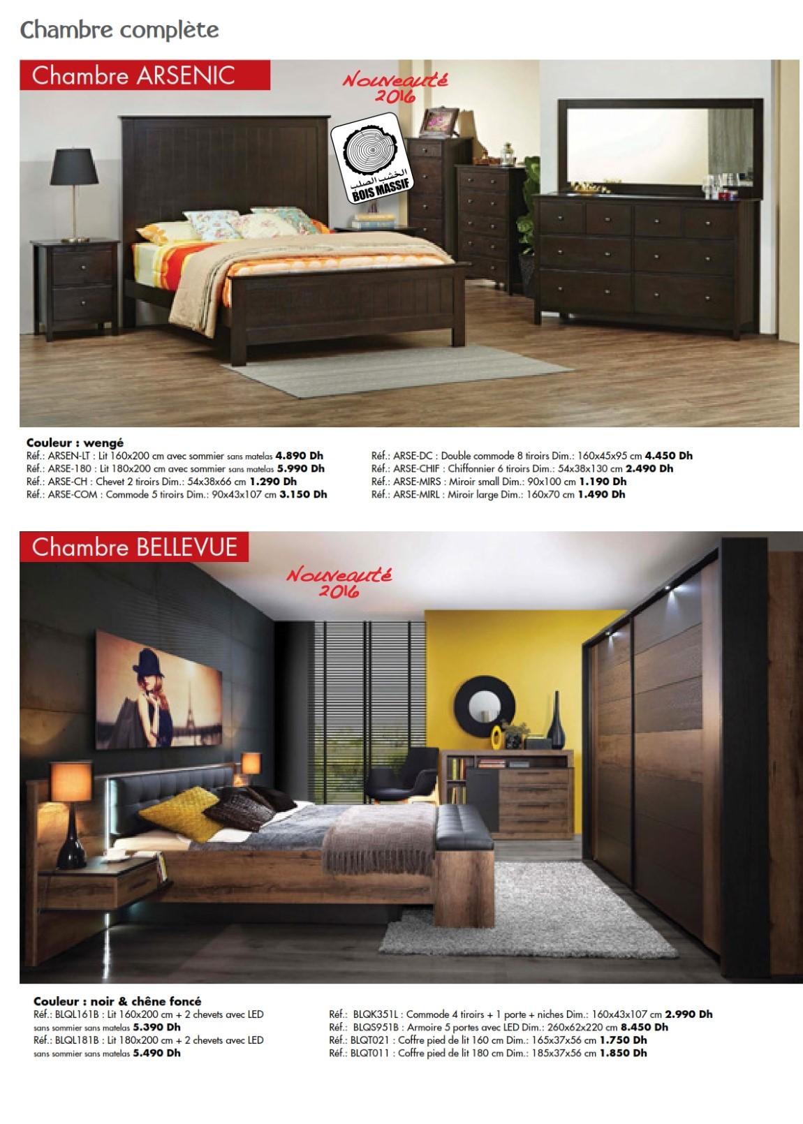 Awesome Chambre A Coucher 2016 2 Ideas - House Design - marcomilone.com