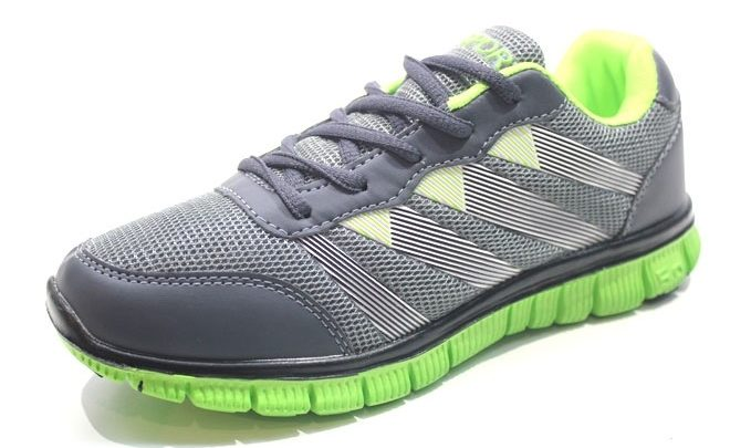 Photo of 62% Réduction Lil'Wave Baskets Running Sport Anthracite – 149dhs