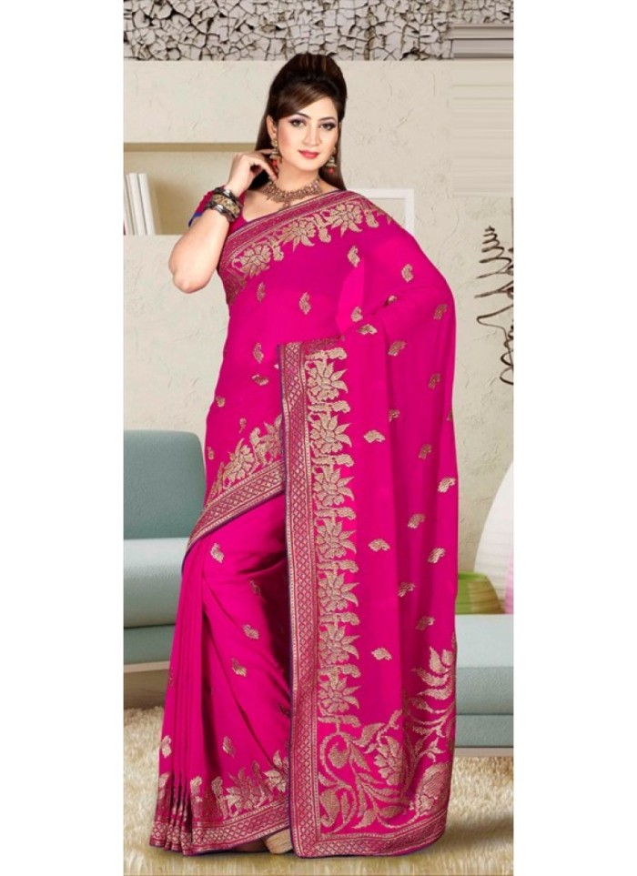 pink-and-majenta-color-family-embroidered-saree-in-georgette-fabric-with-zari-border-work-with-matching-unstitched-blouse-800x1100