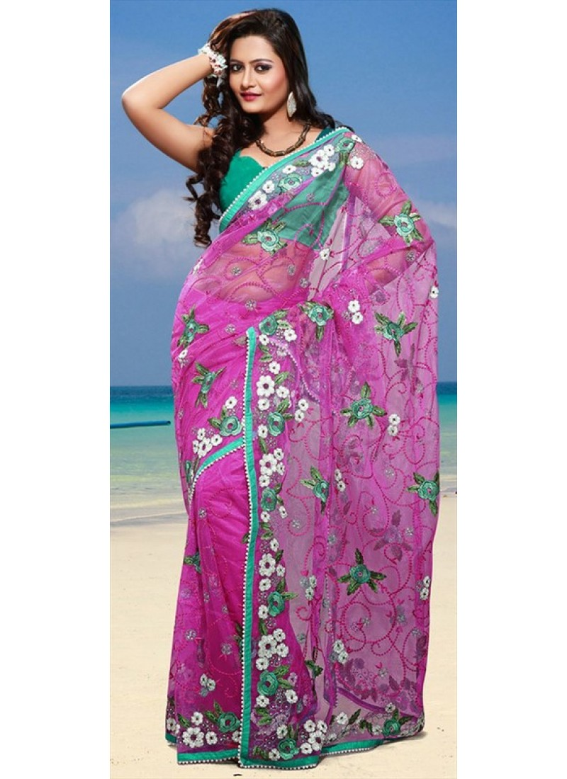 pink-and-majenta-color-family-embroidered-saree-in-net-fabric-with-machine-embroidery-stone-thread-lace-work-800x1100