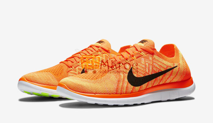 Photo of 80% Réduction Chaussure running Nike Free Flyknit pour homme – 340dhs