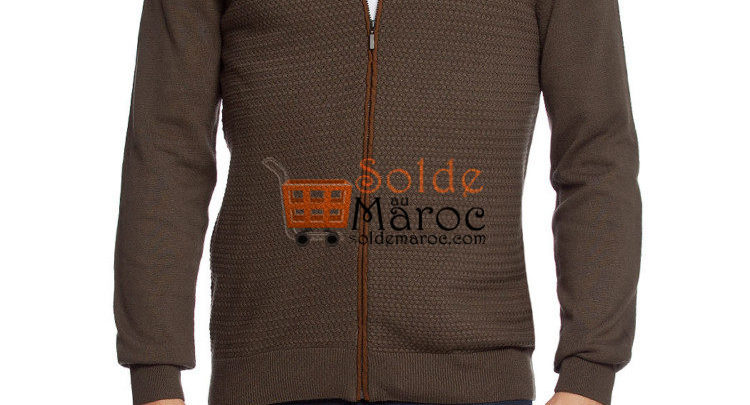 Photo of 61% Réduction Khaki Solid Lightweight Cardigan – 129dhs