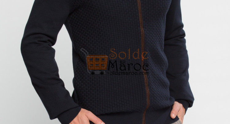 Photo of 24% Réduction Navy Solid Lightweight Cardigan – 219dhs