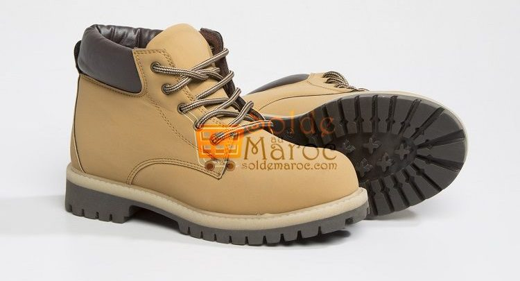 Photo of 20% Réduction Brown Boots Camel – 119dhs