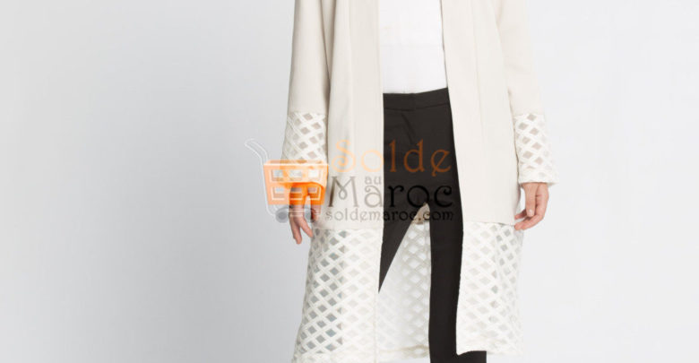 Photo of 41% Réduction Beige Midi Short coat – 279dhs