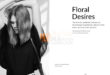 Lookbook Massimo Dutti Floral Desires