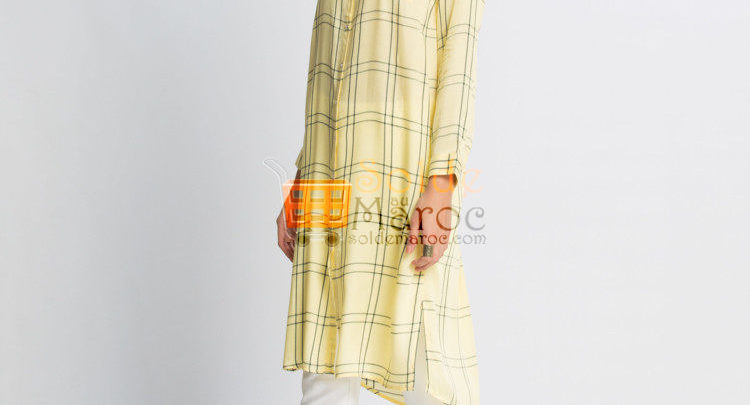 Photo of 55% Réduction Yellow Tunic – 129dhs