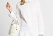 45% Réduction White Tunic – 119dhs