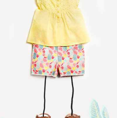 Photo of LCWaikiki Spring Collection Kids 0-4 Ans