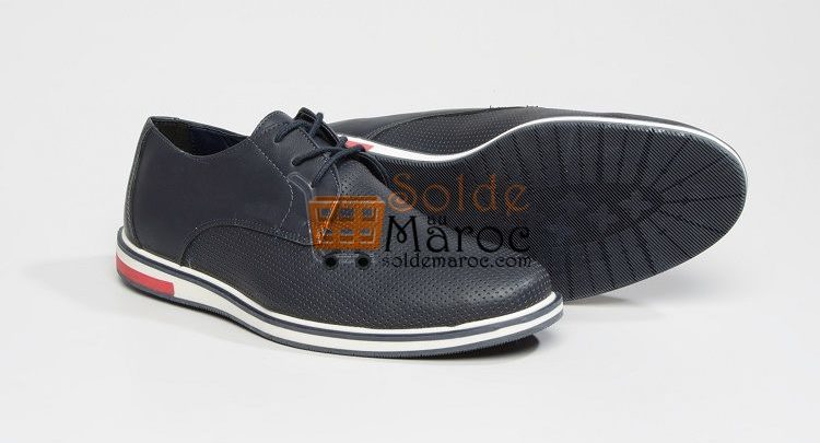 Photo of Prix Normal Navy Shoes 289dhs