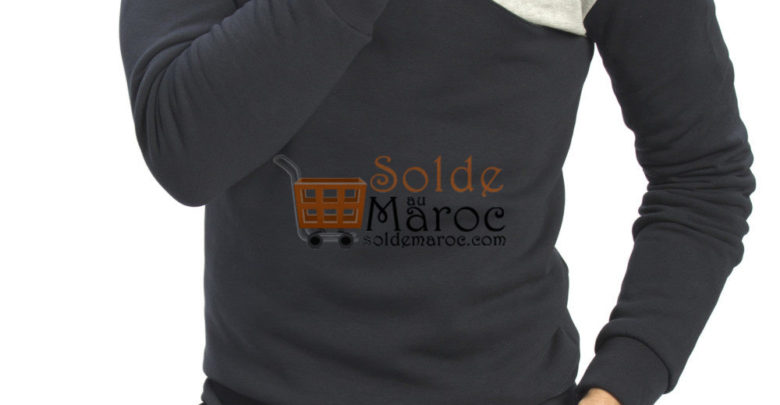 Photo of 26% Réduction Navy Sweatshirt – 139dhs