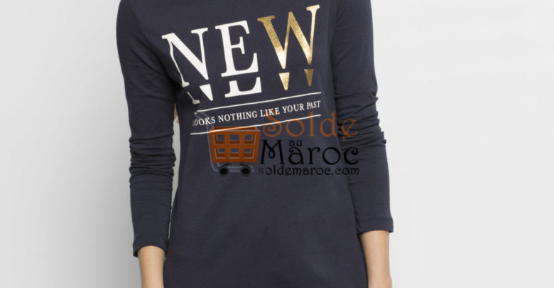 Photo of 53% Réduction Navy Tunic 79dhs