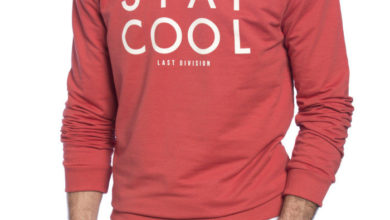 Photo of 16% Réduction Red Sweatshirt 99dhs