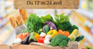 Catalogue Marjane du 12 au 24 Avril 2017