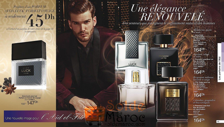 Mai Catalogue Promotion 2017 Au – Du 27 Solde Maroc 9 Avon Et Rj4A53L