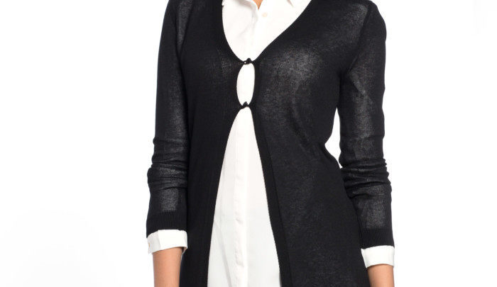 Photo of 27% Réduction Black Cardigan 79dhs