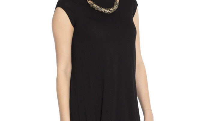 Photo of 25% Réduction Black Tunic 59dhs