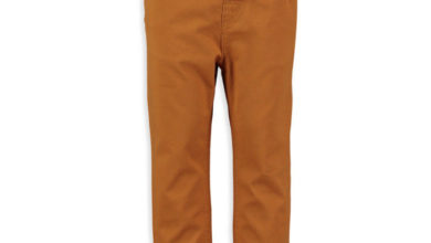 Photo of 55% Réduction Yellow Skinny Trousers 49dhs