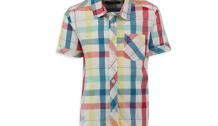 Photo of 20% Réduction Red Standard Short Sleeve check Shirt 79dhs