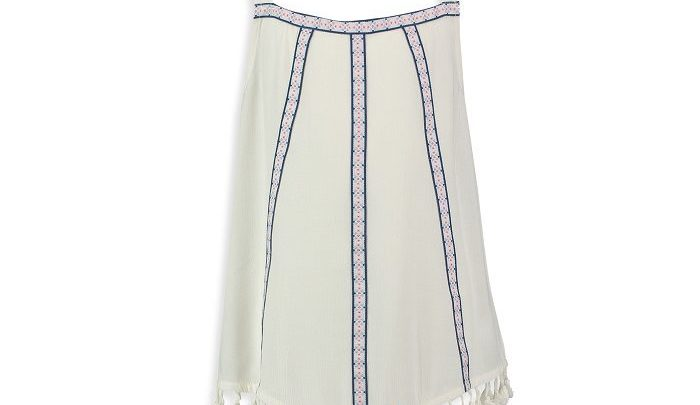 Photo of 20% Rédcution Ecru Standard Sleeveless Blouse 79dhs