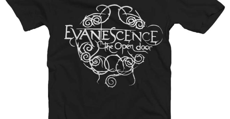 Photo of 23% Réduction T-shirt EVANESCENCE 119Dhs