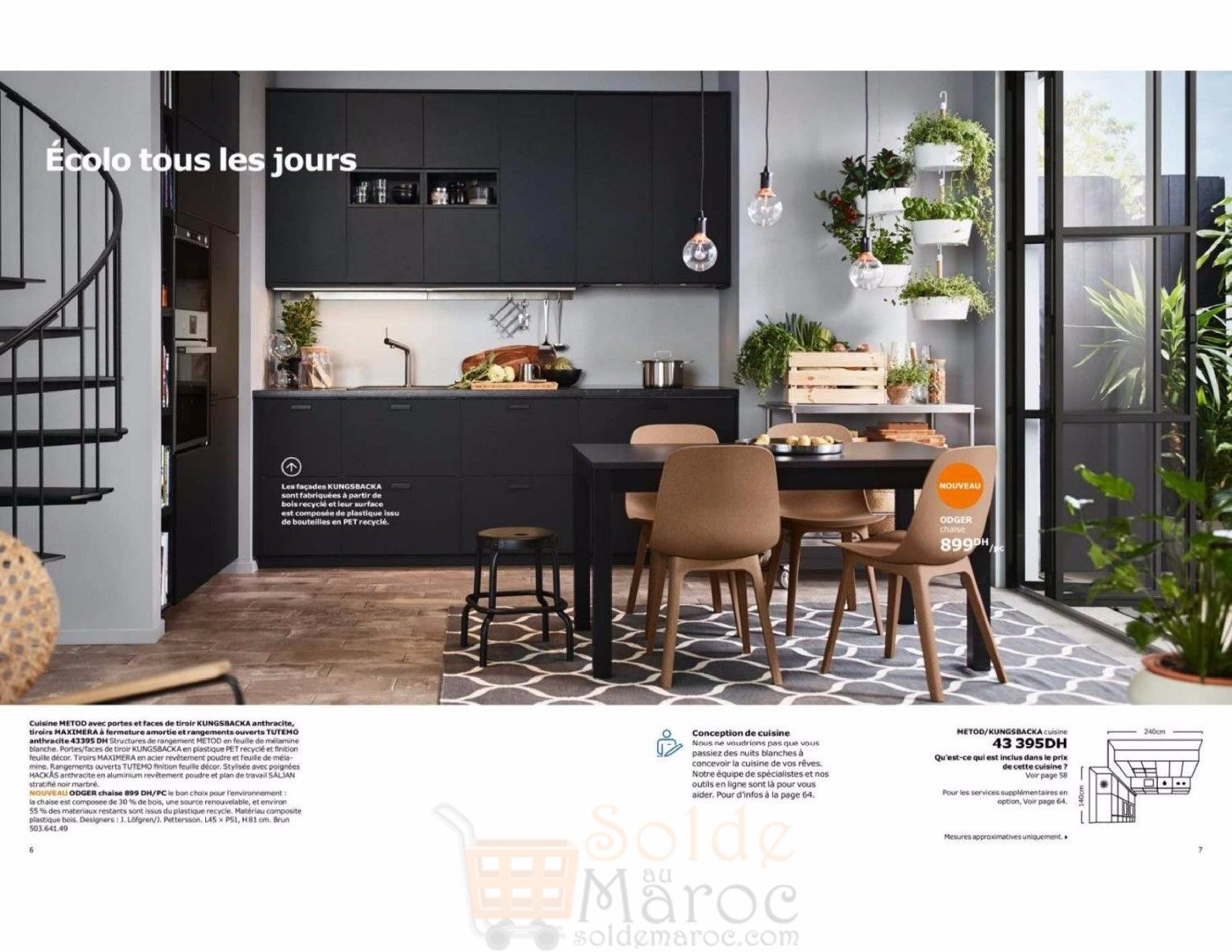 Cuisine équipée Ikea Maroc