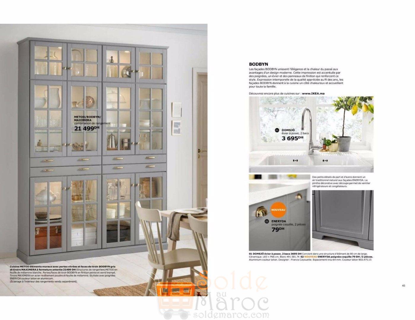 catalogue ikea maroc cuisines 2018 les soldes et promotions du maroc. Black Bedroom Furniture Sets. Home Design Ideas