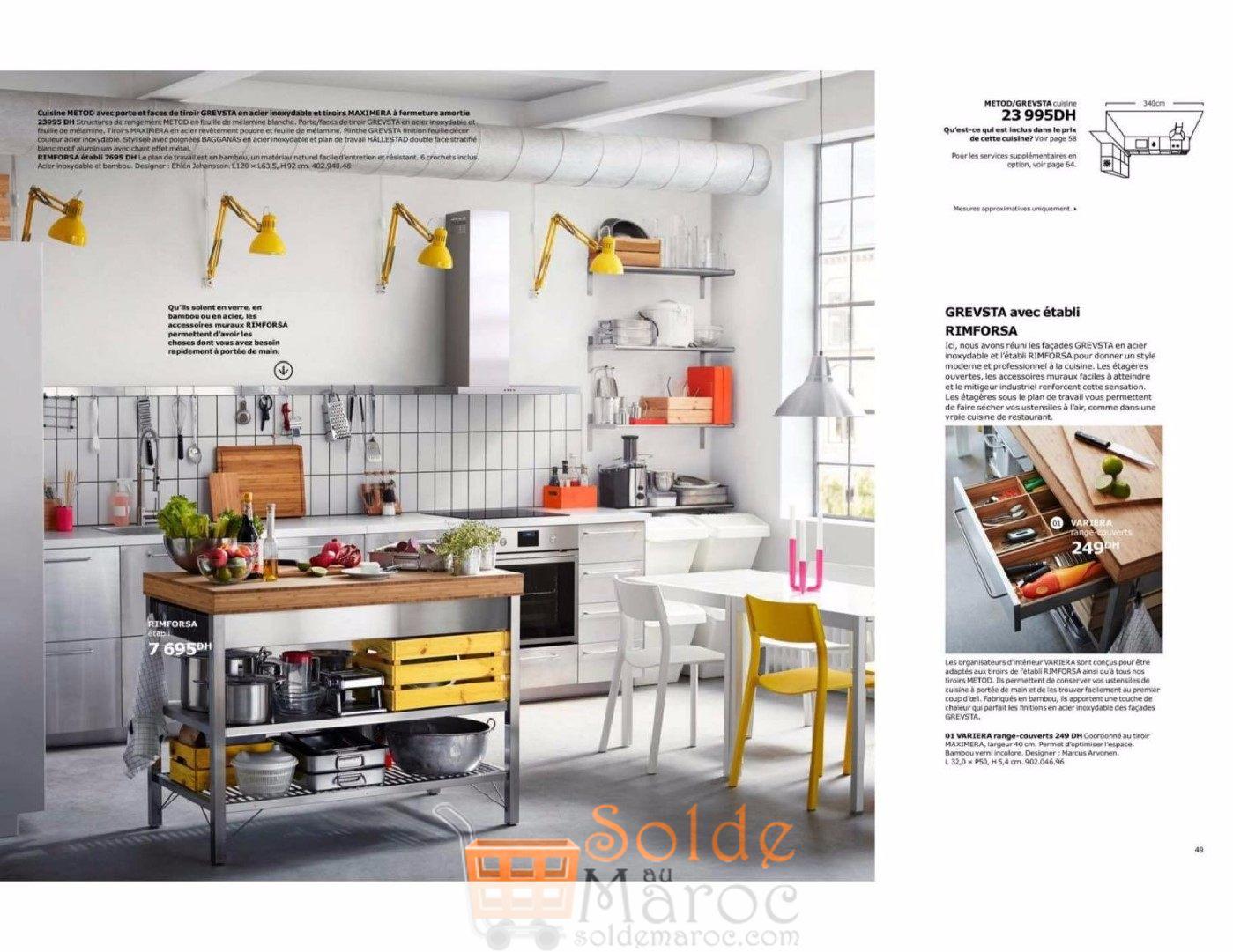 catalogue ikea maroc cuisines 2018. Black Bedroom Furniture Sets. Home Design Ideas