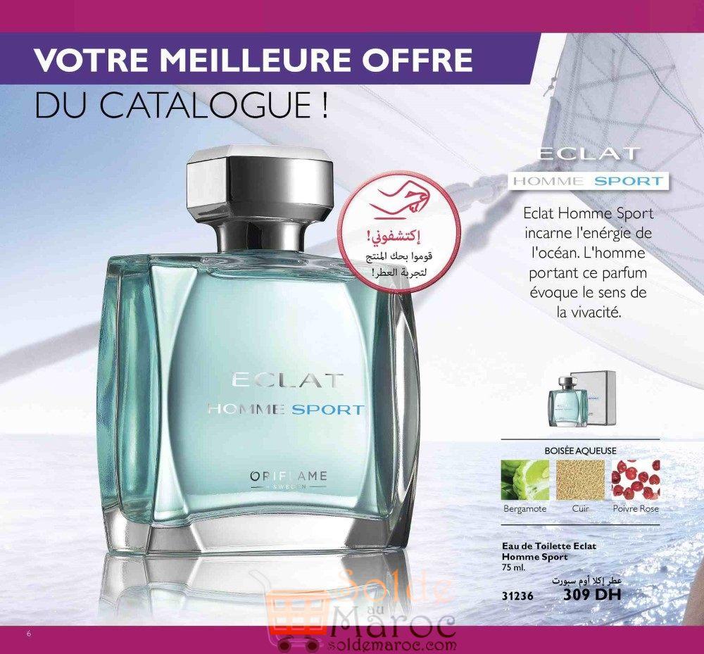 Oriflame Et Septembre Catalogue – Promotion 2017 Maroc Solde Du VzSUMp