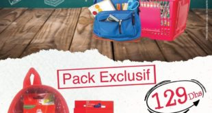 Catalogue Virgin Megastore Maroc BACK TO SCHOOL 2017